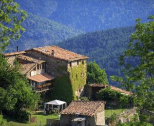 Casa rurals a Gombreny