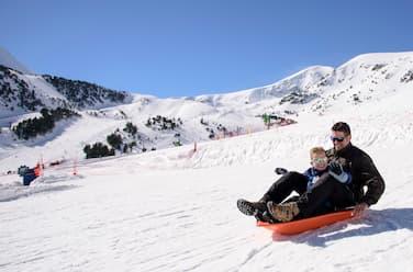 Neu i activitats d'hivern